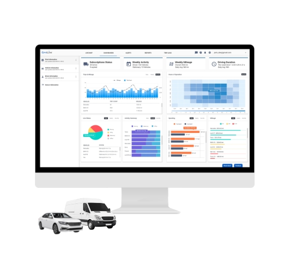 DB3 Mini OBD GPS Lokalizátor do auta Monitoring Poloha vozidiel
