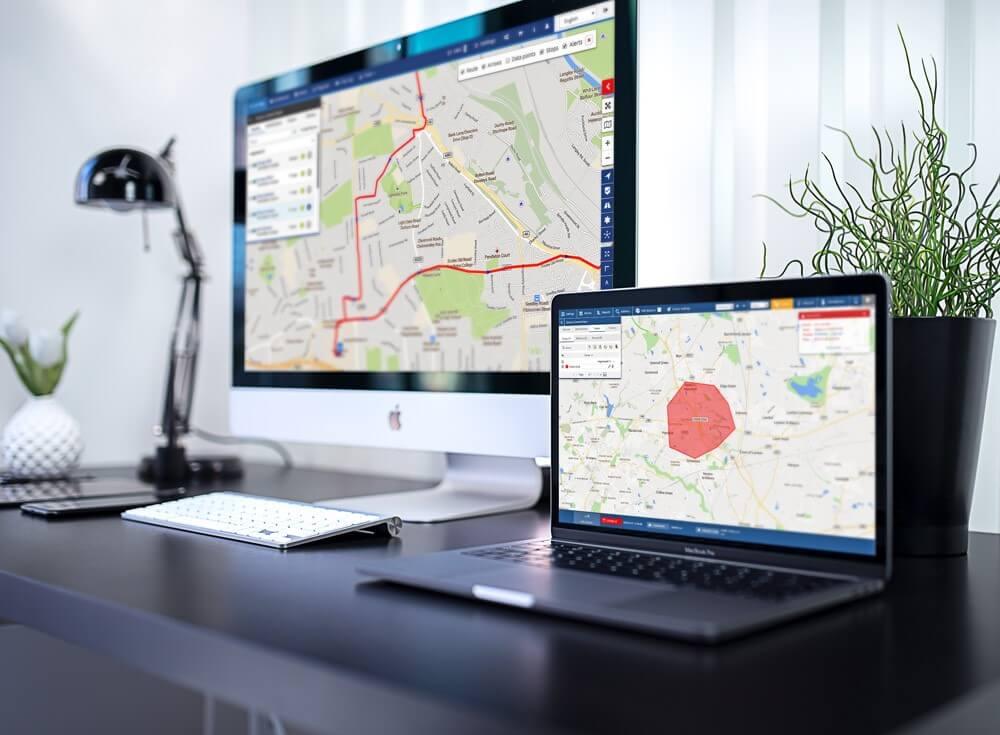 GPS Sledovanie Výjazdov Vozidiel
