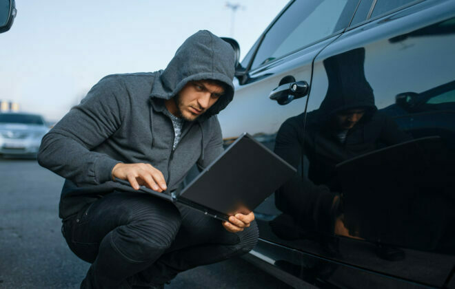 Bezkľúčové Krádeže Automobilov