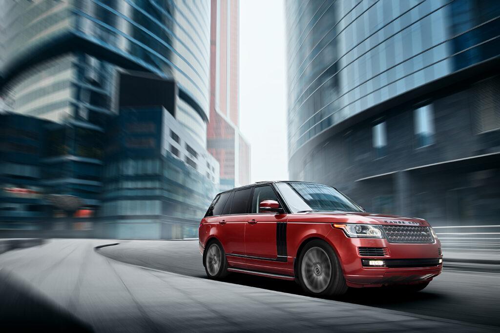 Range Rover GPS Tracker
