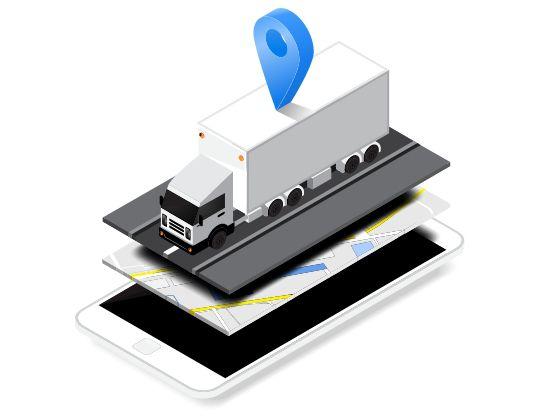 GPS lokátor Monitoring Moja poloha